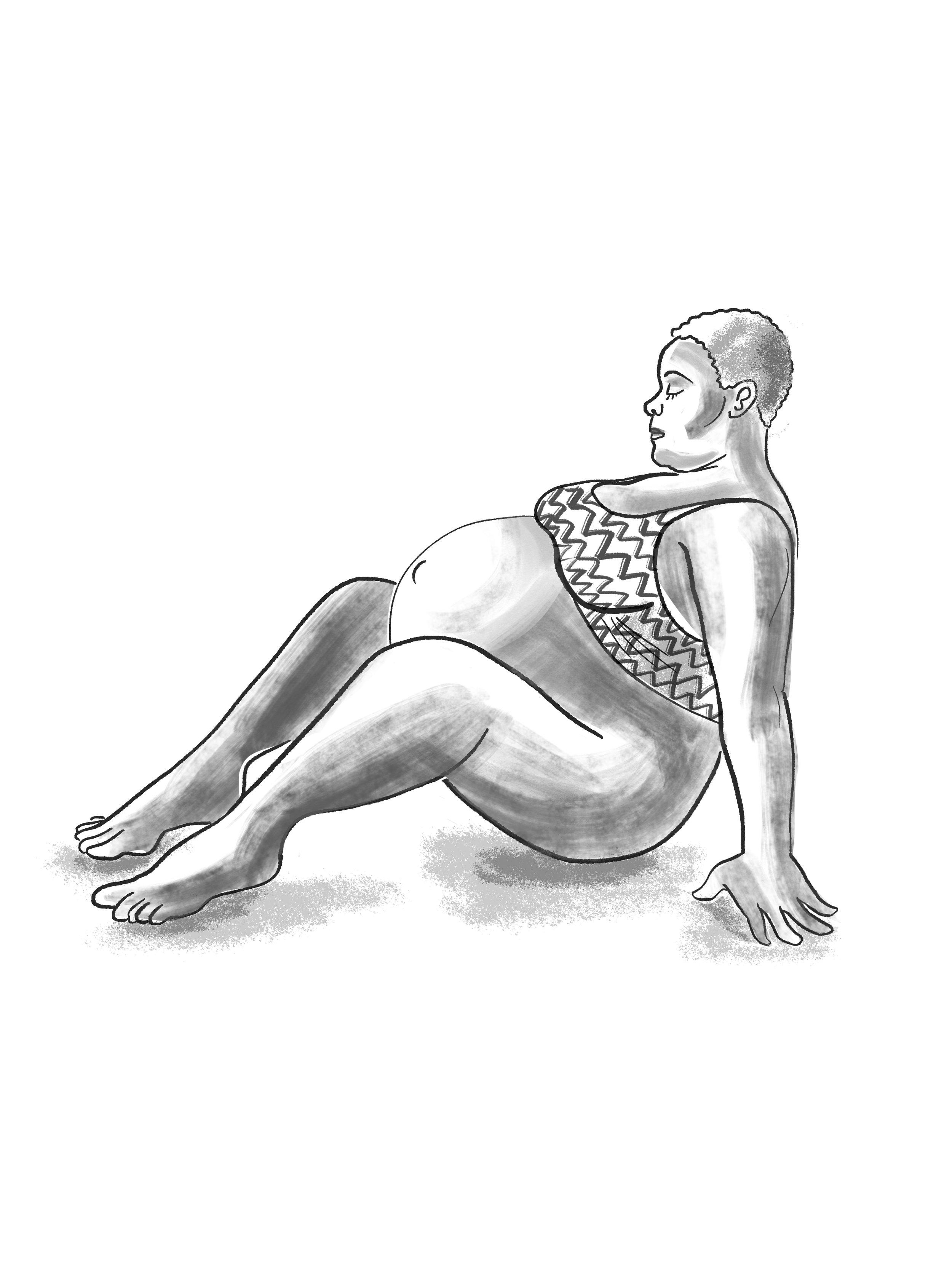 Penguin Pregnancy sitting down.jpg