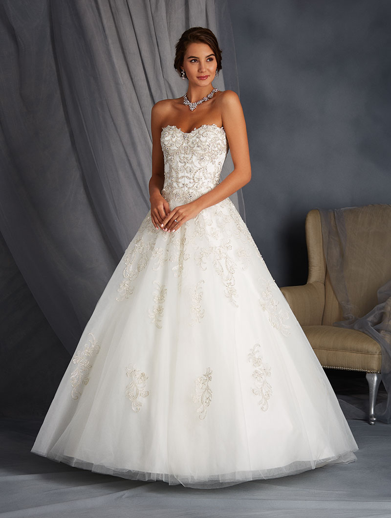 Alfred Angelo Ball Gown Style 2568