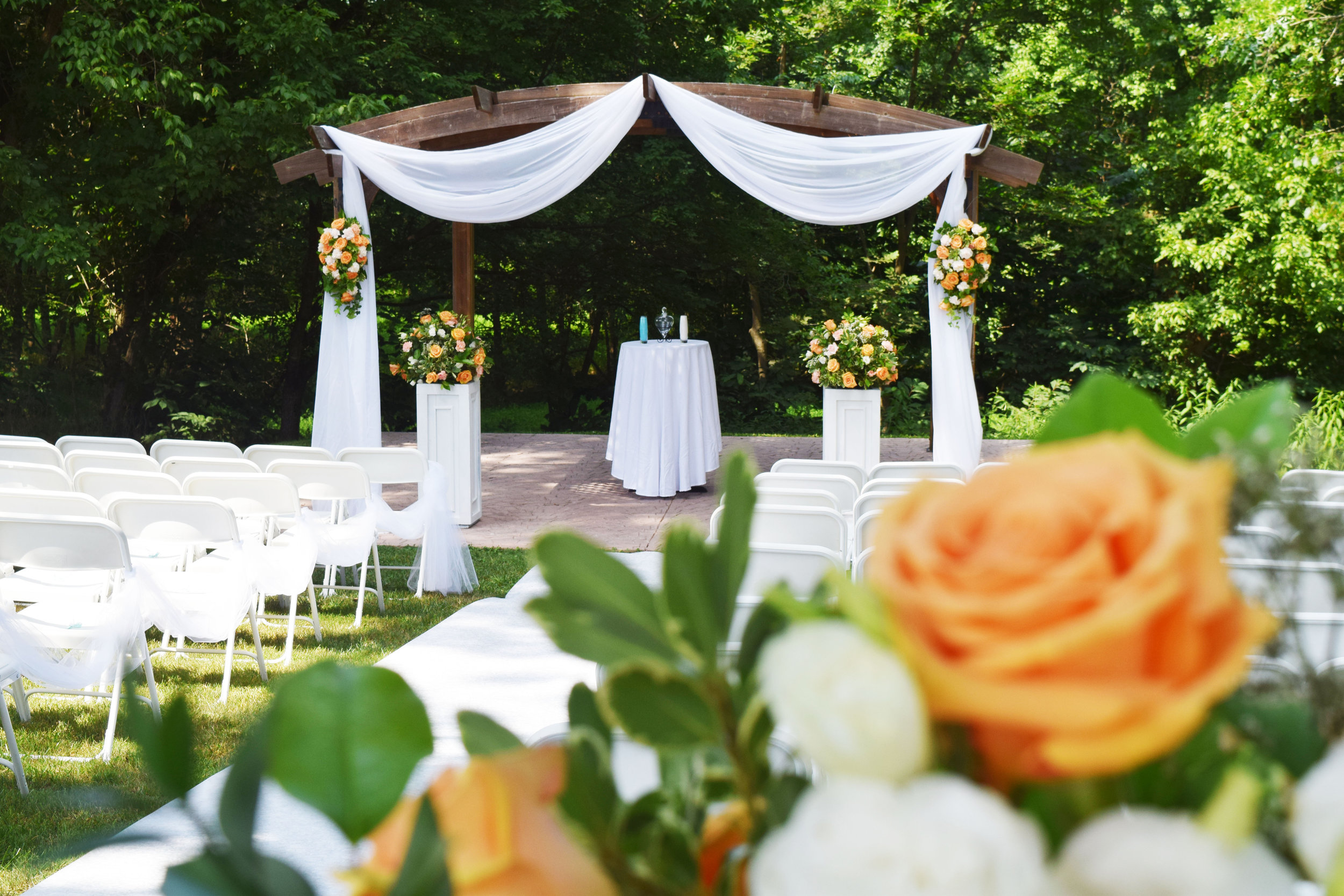 Peach & Mint Wedding