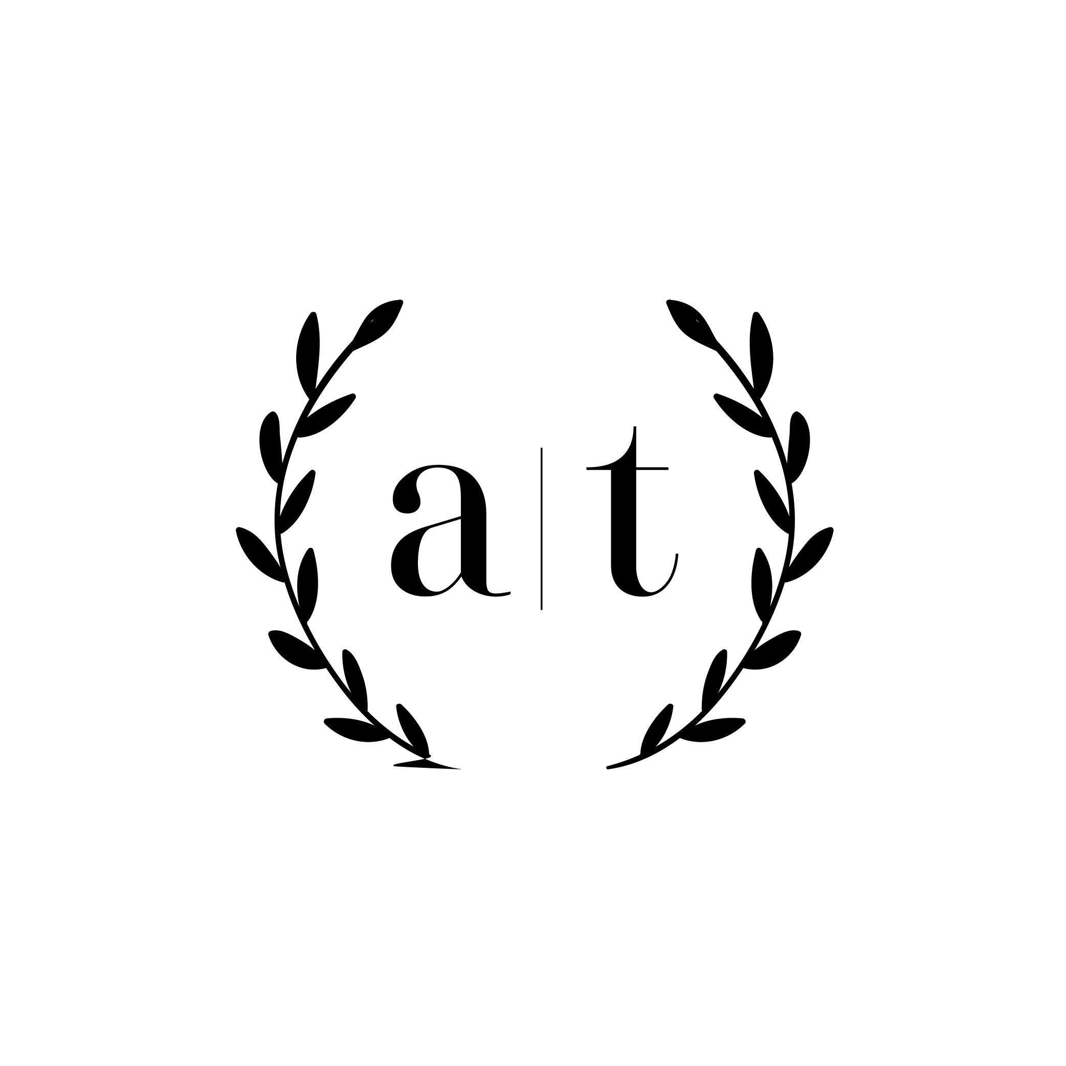 Digital Wedding Logo/Monogram