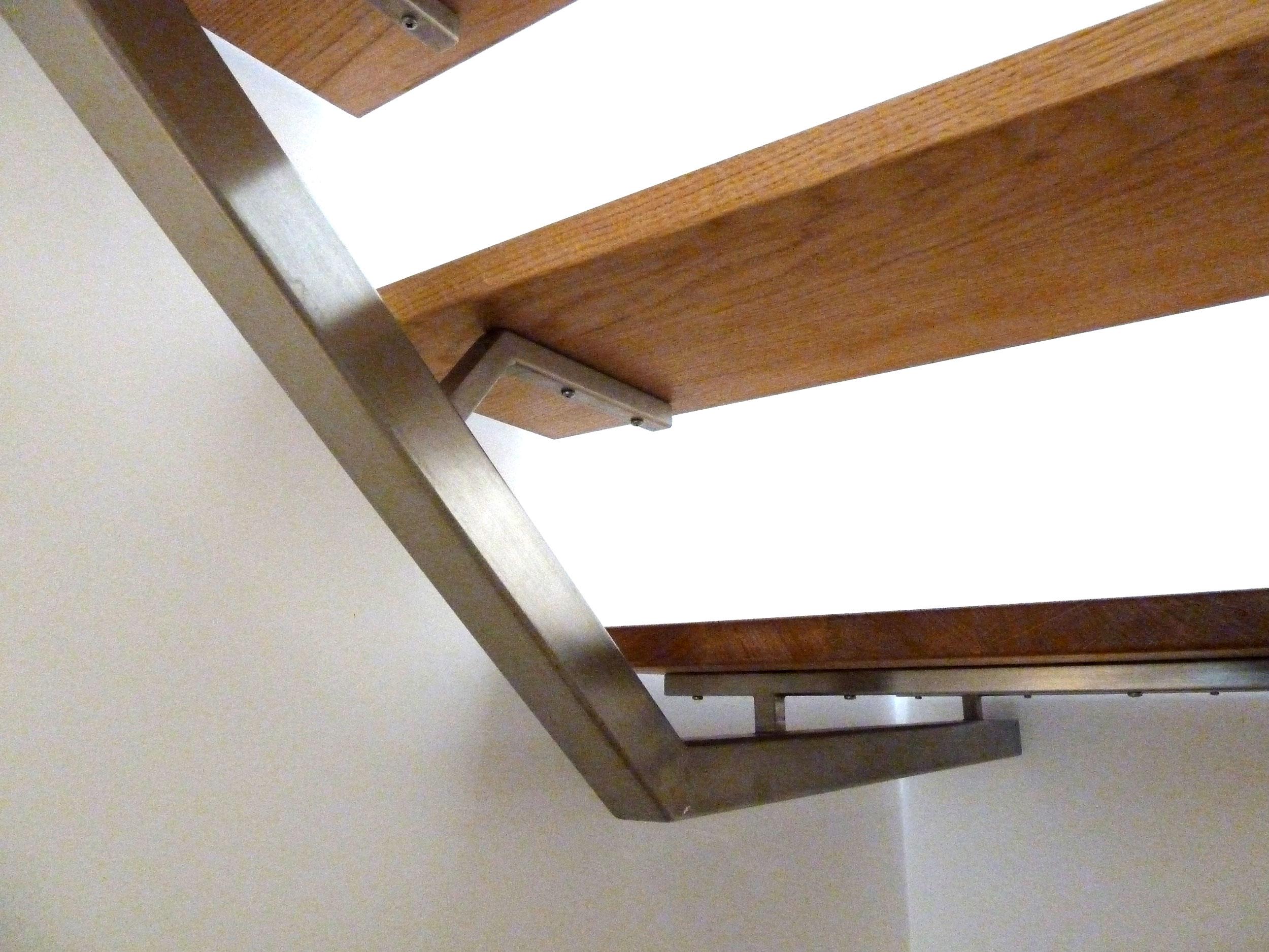 Larchwood steps dwelling modece architects suffolk bury st edmunds sustainable eco