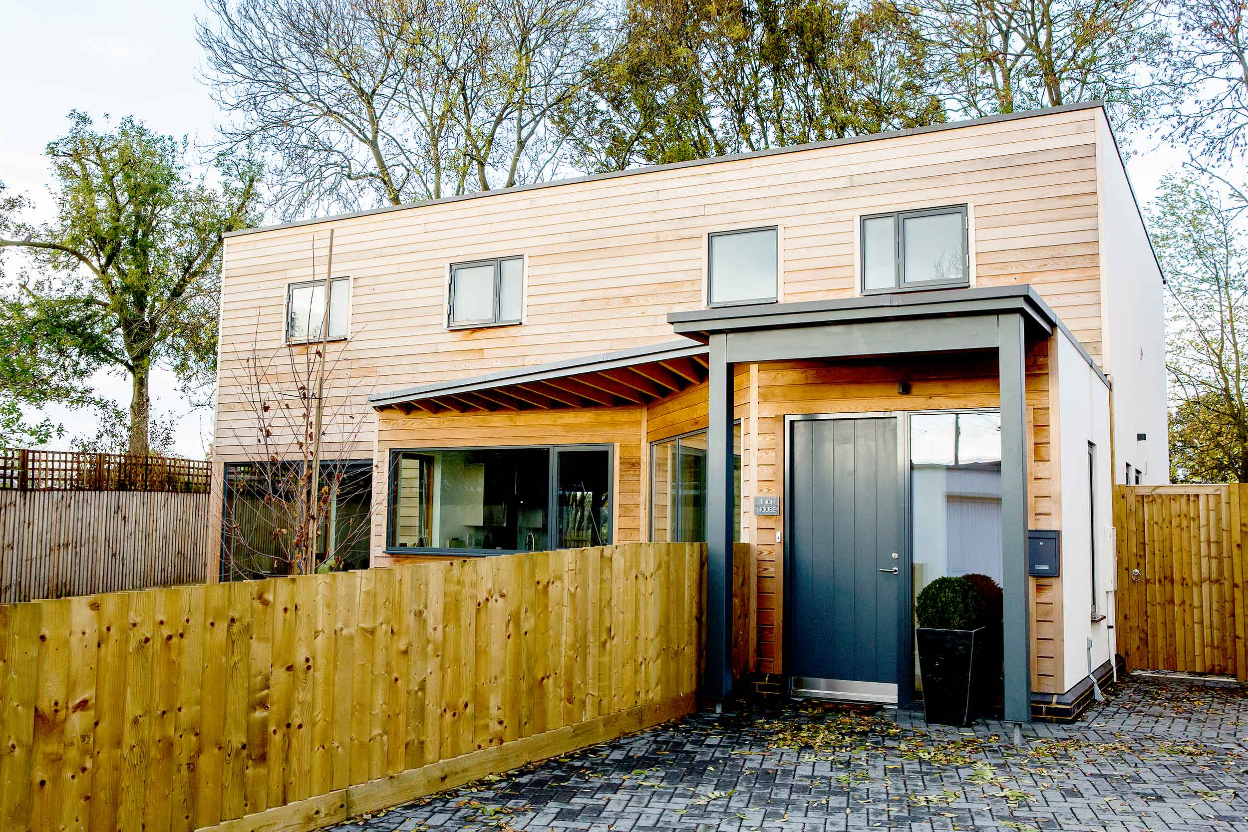 Toppesfield Road great yeldham modece architects suffolk bury st edmunds sustainable eco