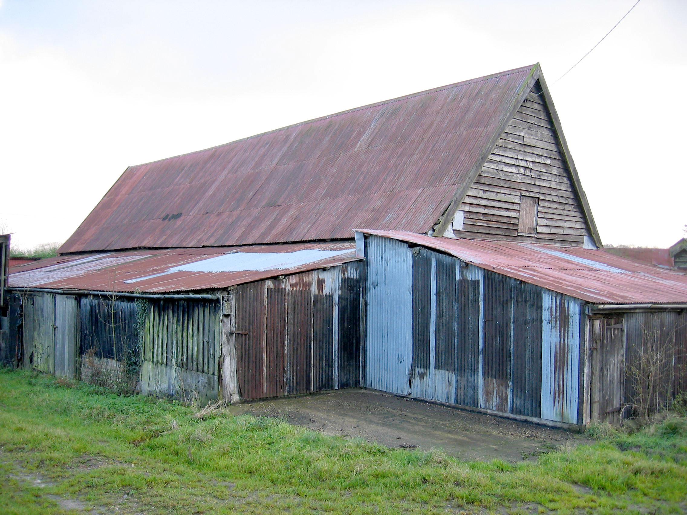 Parham Barn