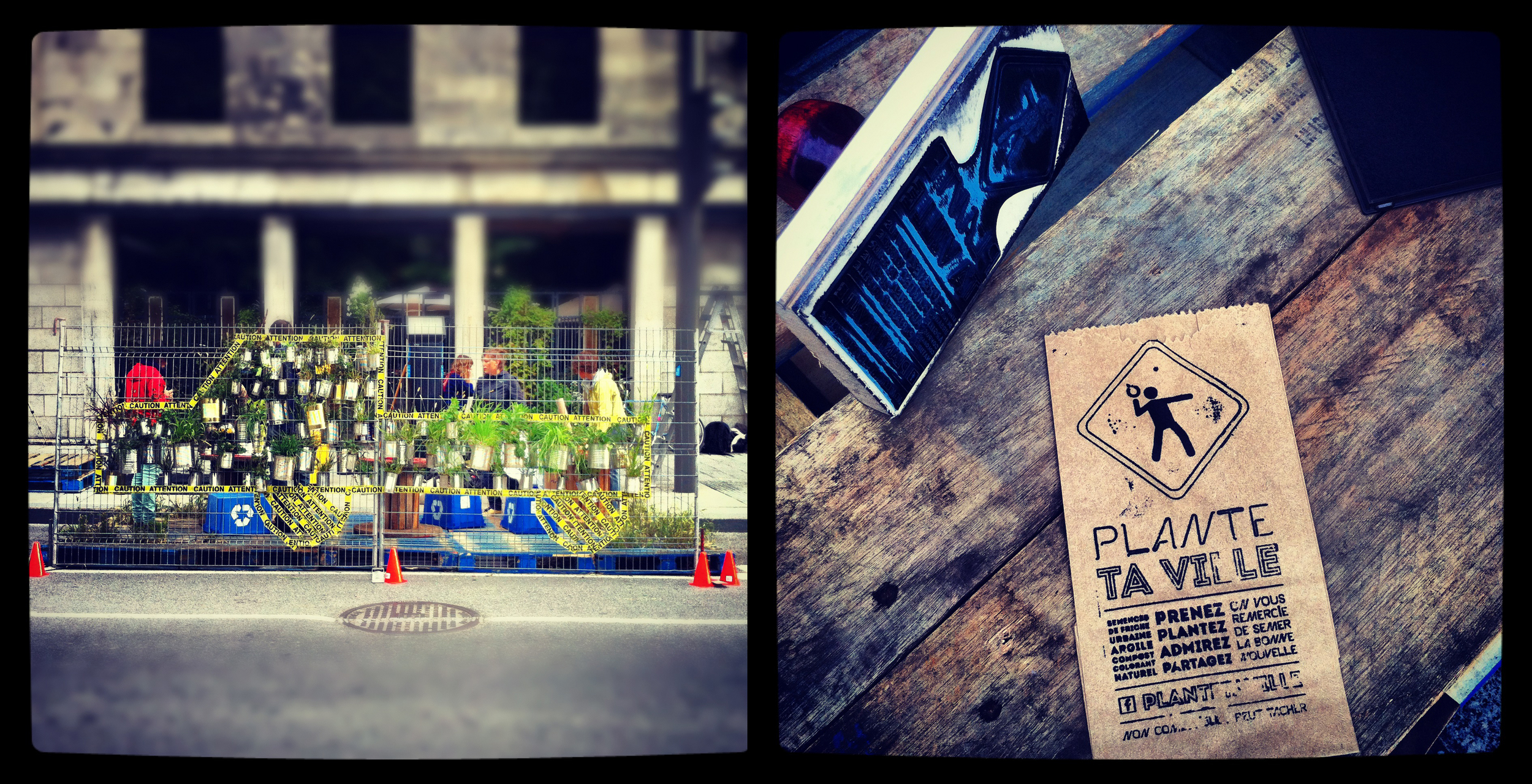 ⓒ Plante ta ville