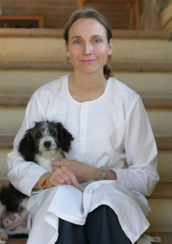 The Activist: Dr. Tamasin Ramsay. (image from perfectblend.net)