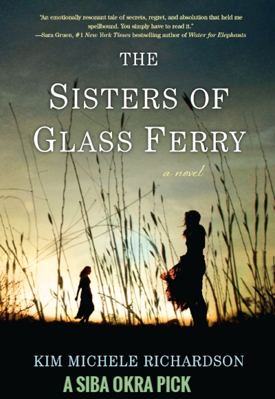 THE SISTERS OF GLASS FERRY     . . . rock and water, taken in the abstract, fail as completely to convey any idea of their fierce embracings in the throes of a rapid as the fire burning quietly in a drawing-room fireplace fails to convey the idea of a house wrapped and sheeted in flames.  — (Sir William Francis Butler)    In 1952, on the night of their high school prom in rural Kentucky, two teens go missing. Twenty years later a car is pulled from the muddy river, along with clues of the young couple's disappearance, rudely awakening the sleepy bourbon town of Glass Ferry, bringing to surface, lies and secrets long-buried off the the town's legendary Ebenezer Road.  The Sisters of Glass Ferry  is a haunting look at small town secrets and sibling rivalry, where lust, jealousy, love, and loss intersect with historical glimpses at a bygone era and the chilling aftereffects of lies gone unchallenged, spanning the 30s through 70s. A cultural portrait of southern family bonds, grief, retribution and atonement.     COMING December 2017
