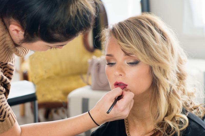 makeup with katie