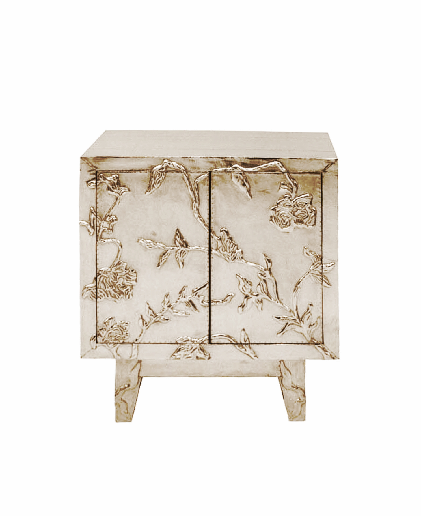 Floral Nighstand