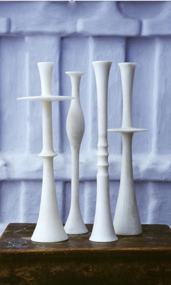 Plat, Ove & Flute Candlesticks