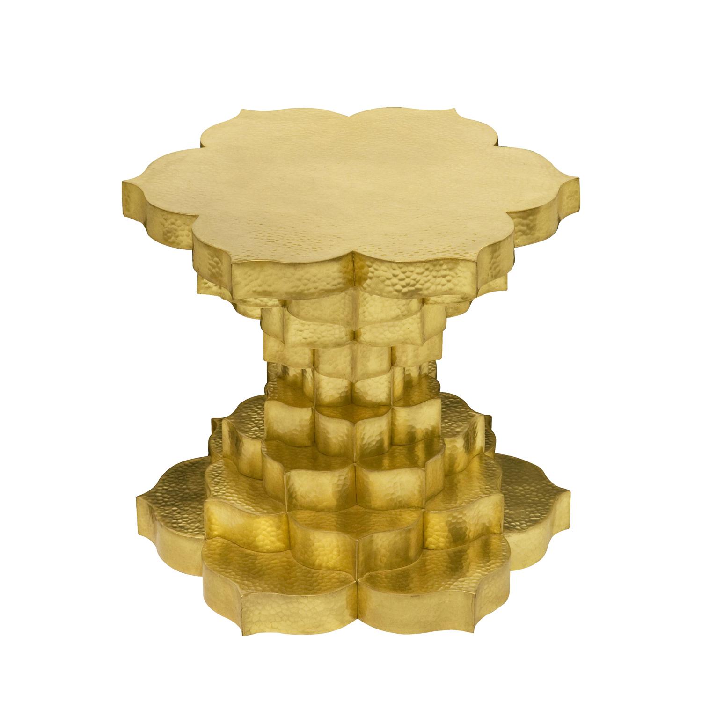 Hundred Petal Lotus Table