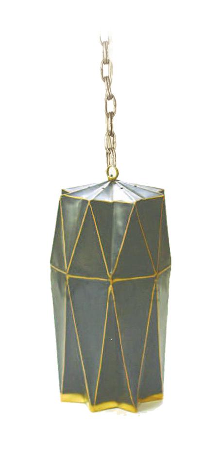 Origami Lantern I