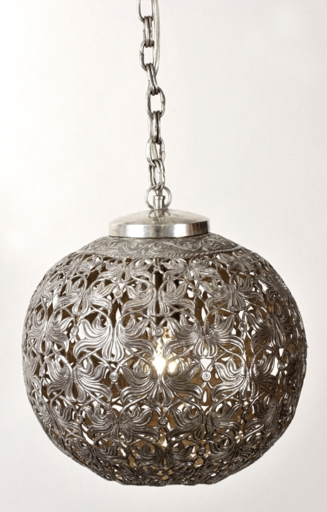 Alison Spear Globe Lantern