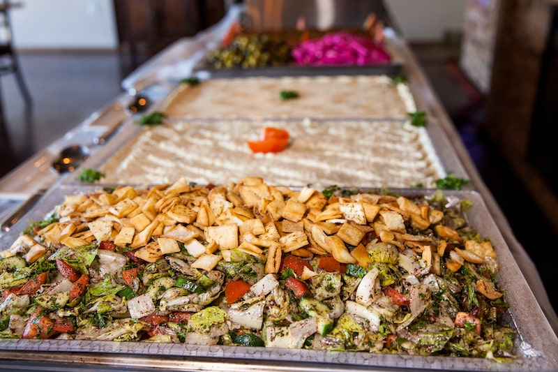 We Do Catering! - Whether it's your annual office party or your very own wedding, there is no event too big for us to cater. Learn more about our catering services and how we can help you!