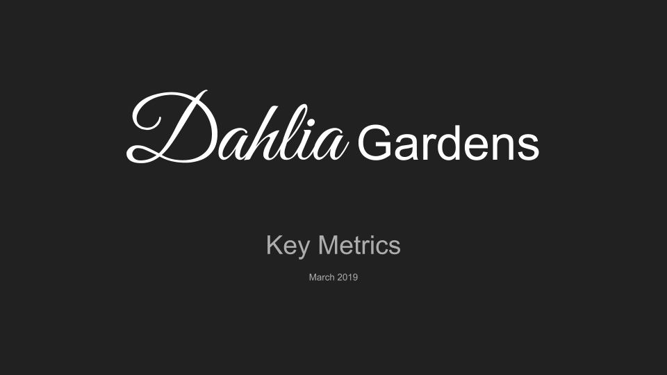 Dahlia Gardens Key Metrics March intro.png
