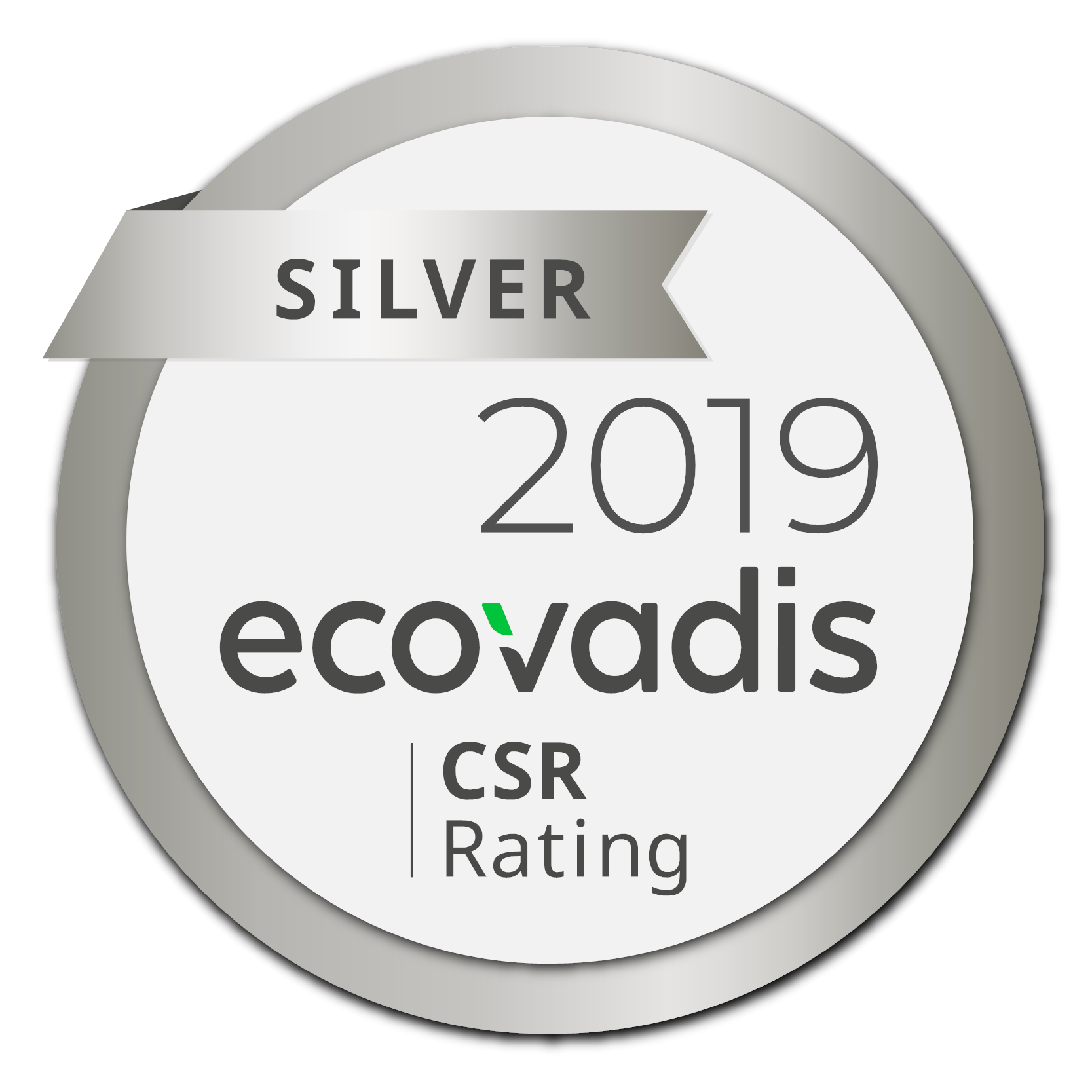 A Silver rating puts Eco Guar Group in the Top 30% of suppliers.