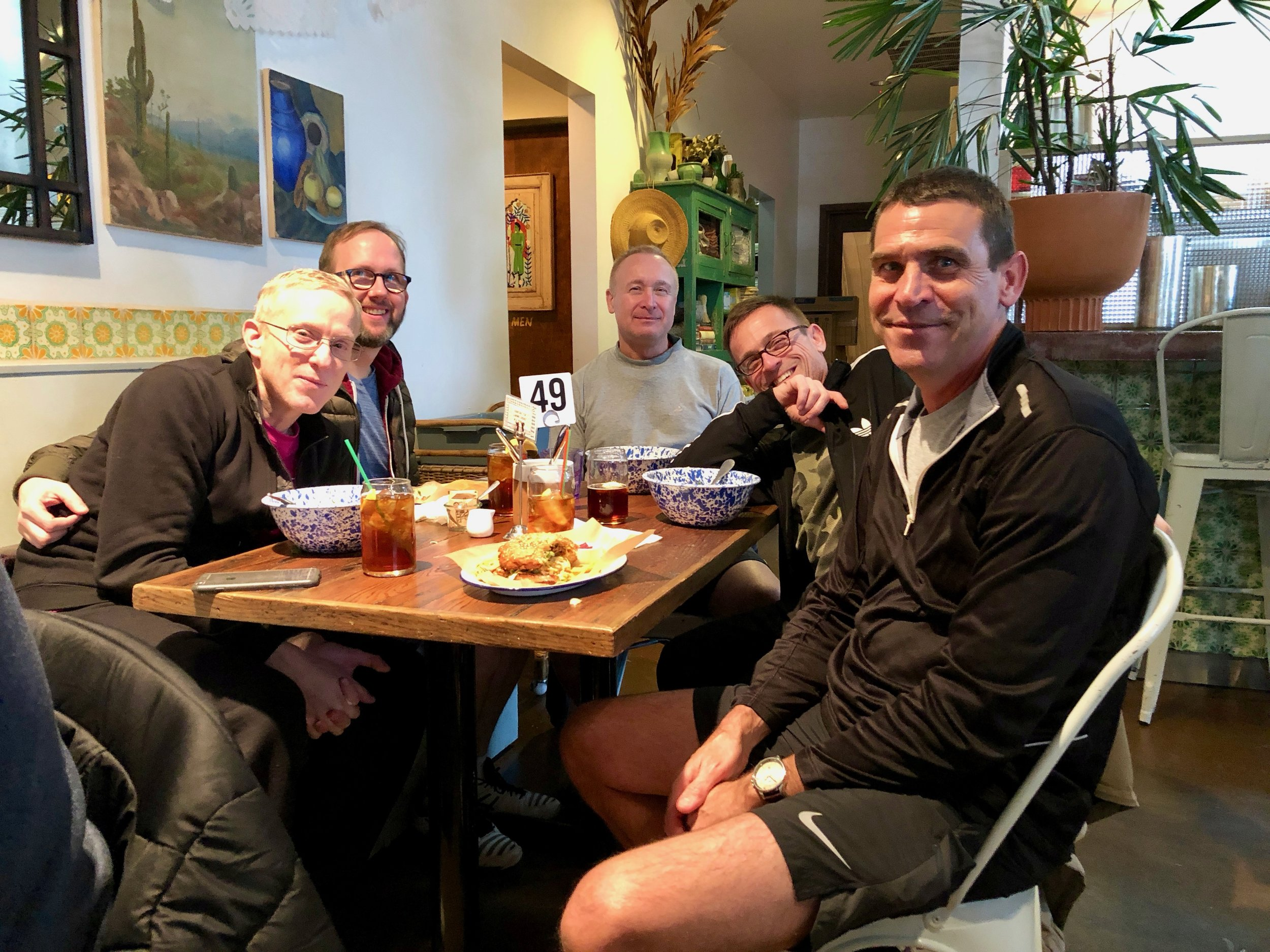 Lunch at Guero 2018-01-21