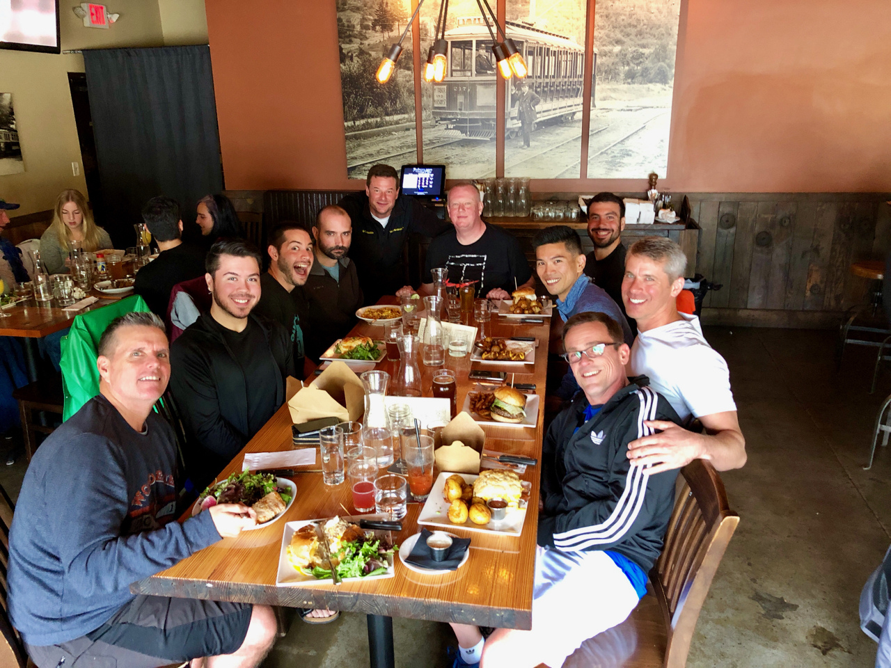 Lunch at Tabor Tavern 2018-06-10