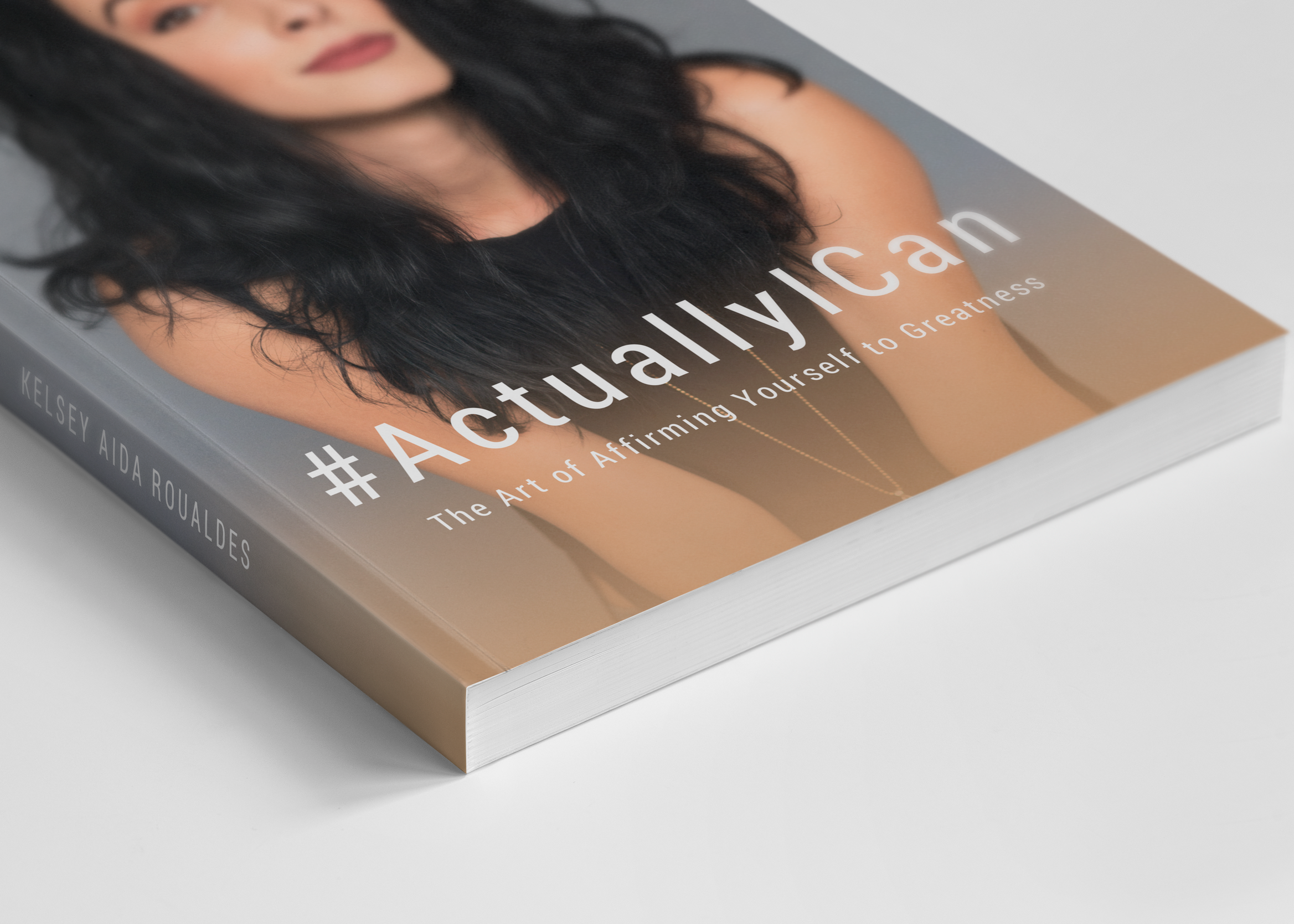 #ActuallyICan Softcover