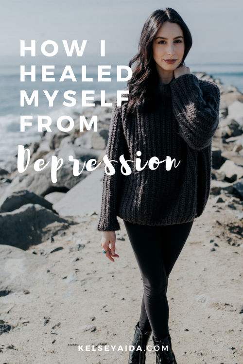 How I Healed Myself from Depression