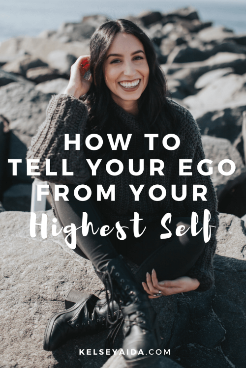 How to Tell Your Ego from Your Highest Self