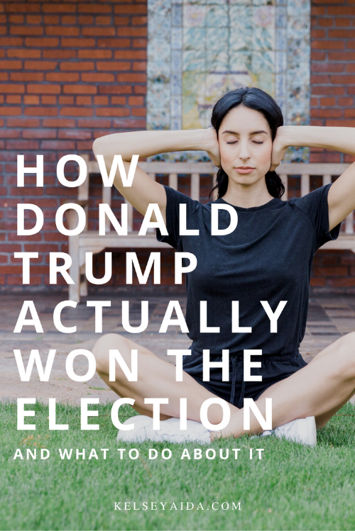 The Turth about How Donald Trump Won the Election and What to Do about It