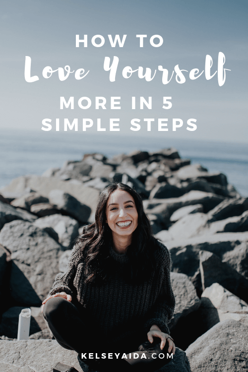 How to Love Yourself More in 5 Simple Steps