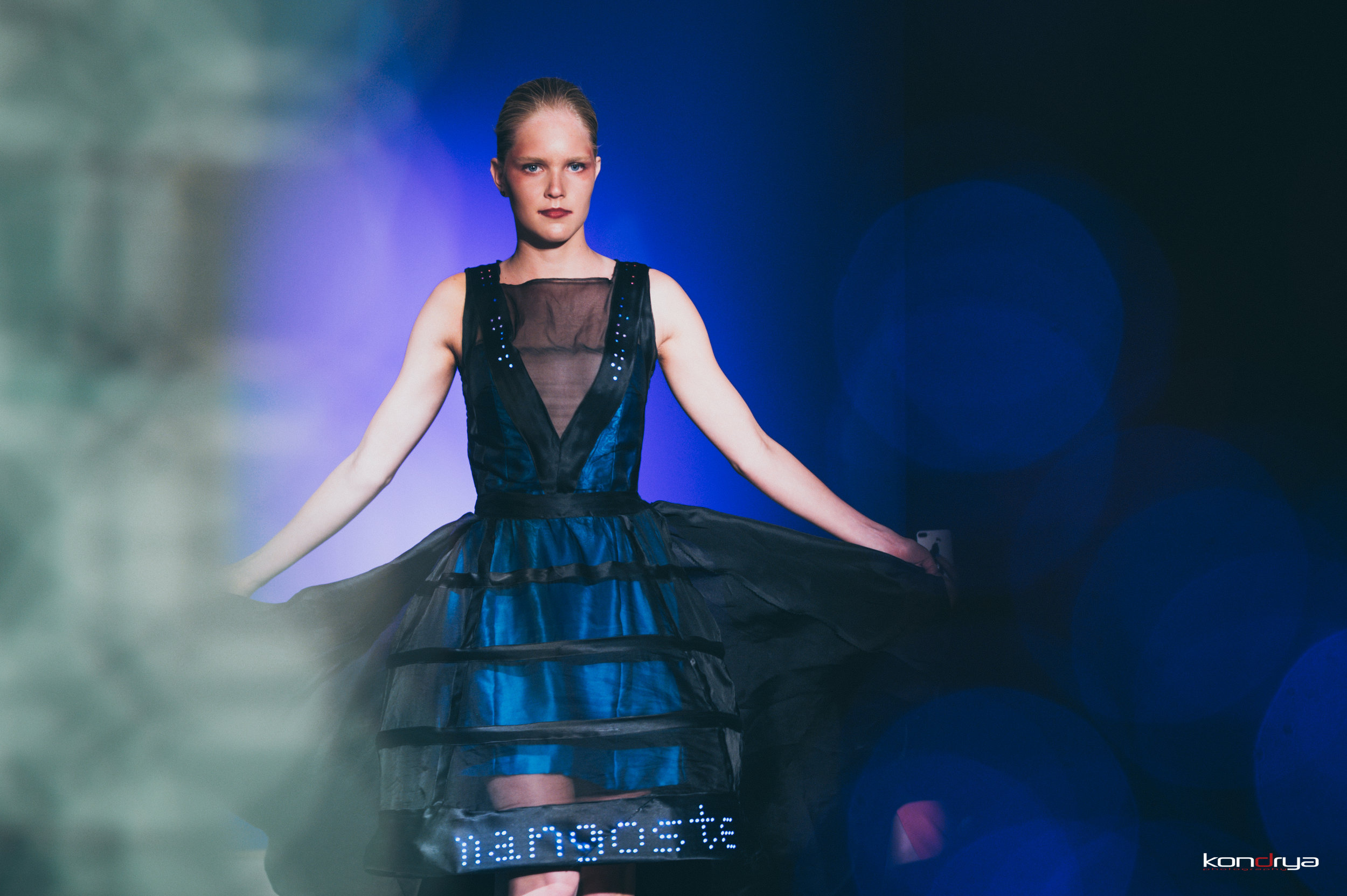 Mangosteen International Fashion Show Installation