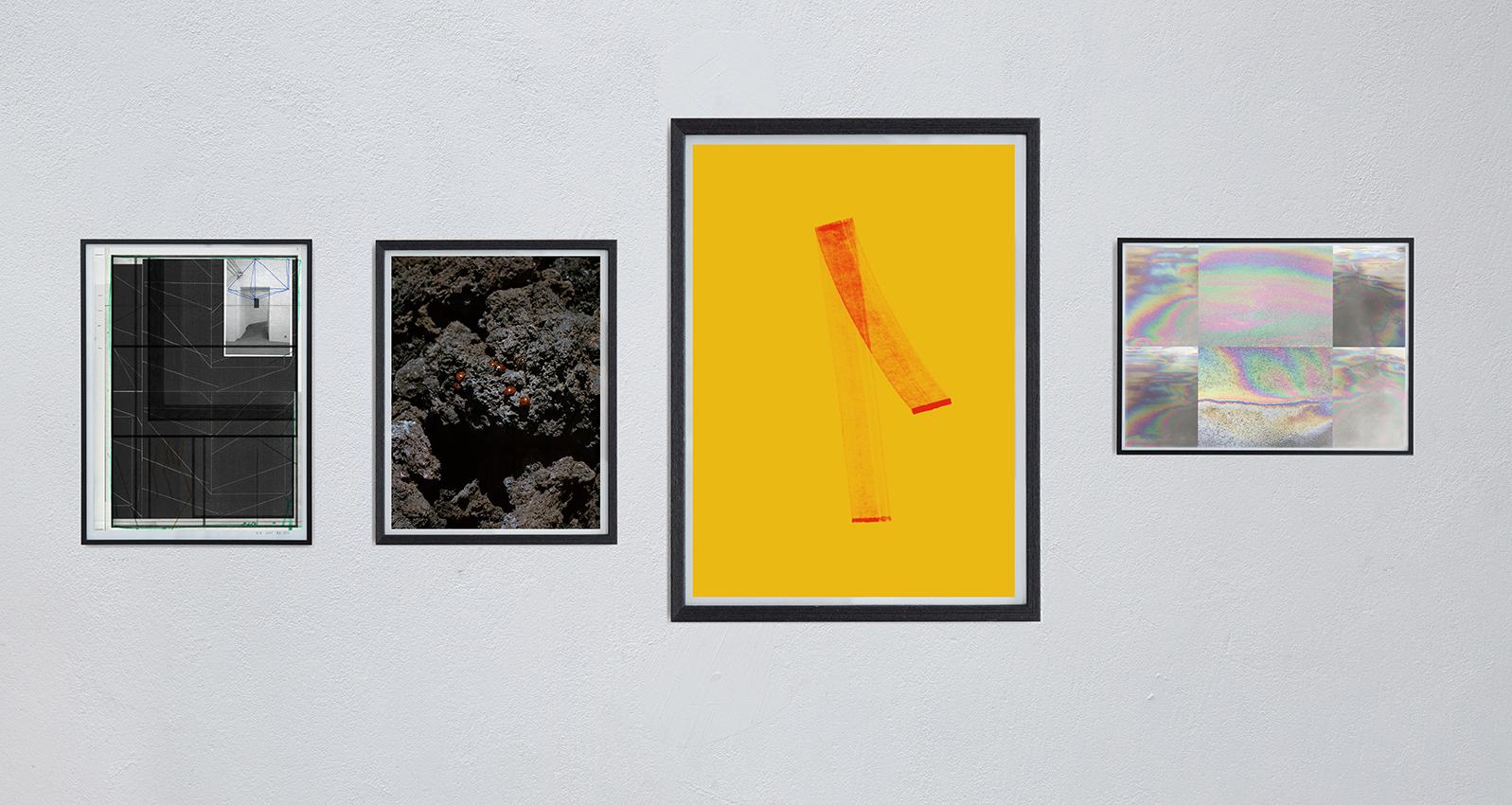 Van links naar rechts © Marc Nagtzaam -Geert Goiris - gerlach en koop -Richard Deacon