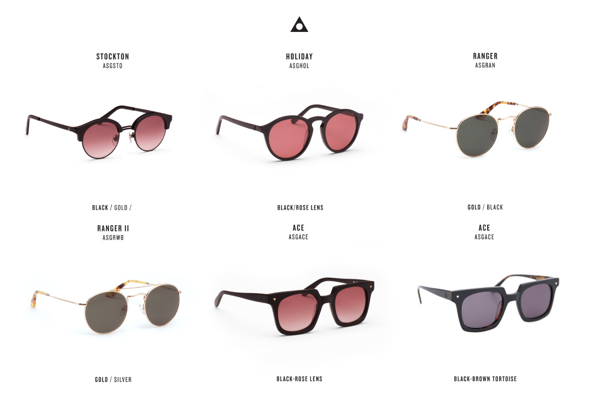 0c52c88f1c0 ashbury eyewear — W. M. HAYWARD