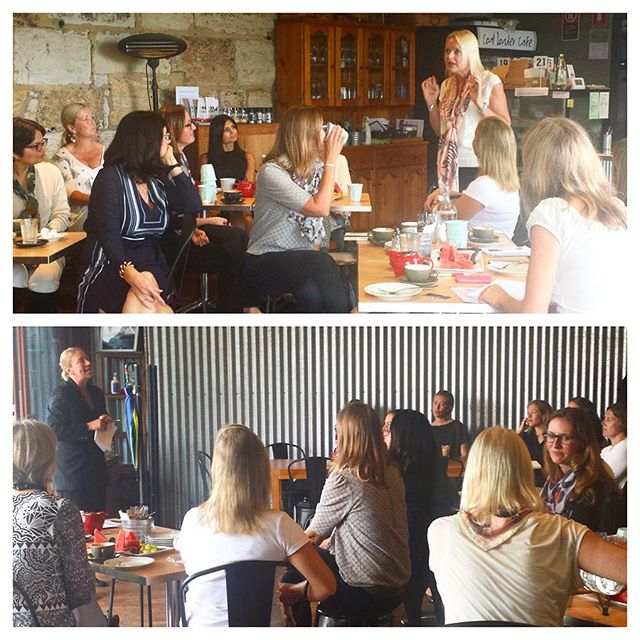 Women in Business, women who own independent businesses, visited the @coalloadercafe ! If you'd like to host your event with us, let us know. We'd love to hear from you. womeninbusiness.com.au |  @hellowib #womeninbusiness