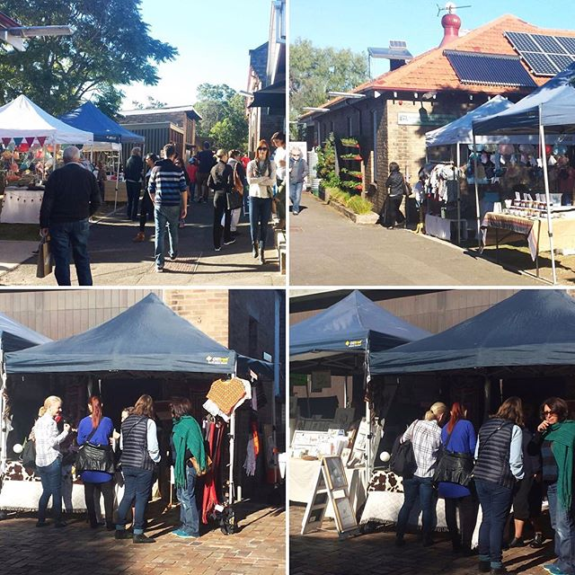 The Coal Loader Artisans Market is held on the last Sunday of every season and features over 70 stalls. The next market in on August 28. #Waverton #Sydney #artisansmarket #art #craft #sustainability