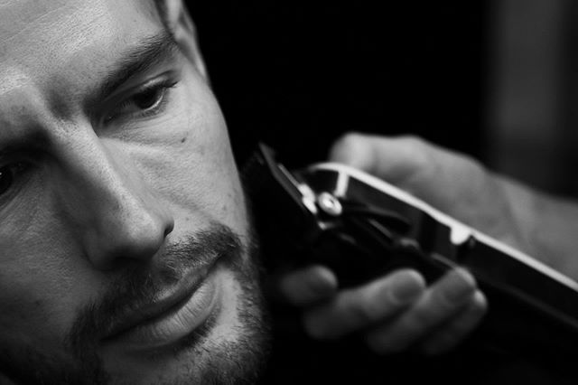 Tidy up. - #barrysbootcamp #barrys #hanzdefuko #mensstyle #haircutlondon #haircut #highendbarbering #barber #barbering #menshair #getthelook #anthonymayeslondon #menshairdressing #model #photoshoot #photography #session #mensfashion #fashion #style #education #magazine #malegrooming #menshairstyles