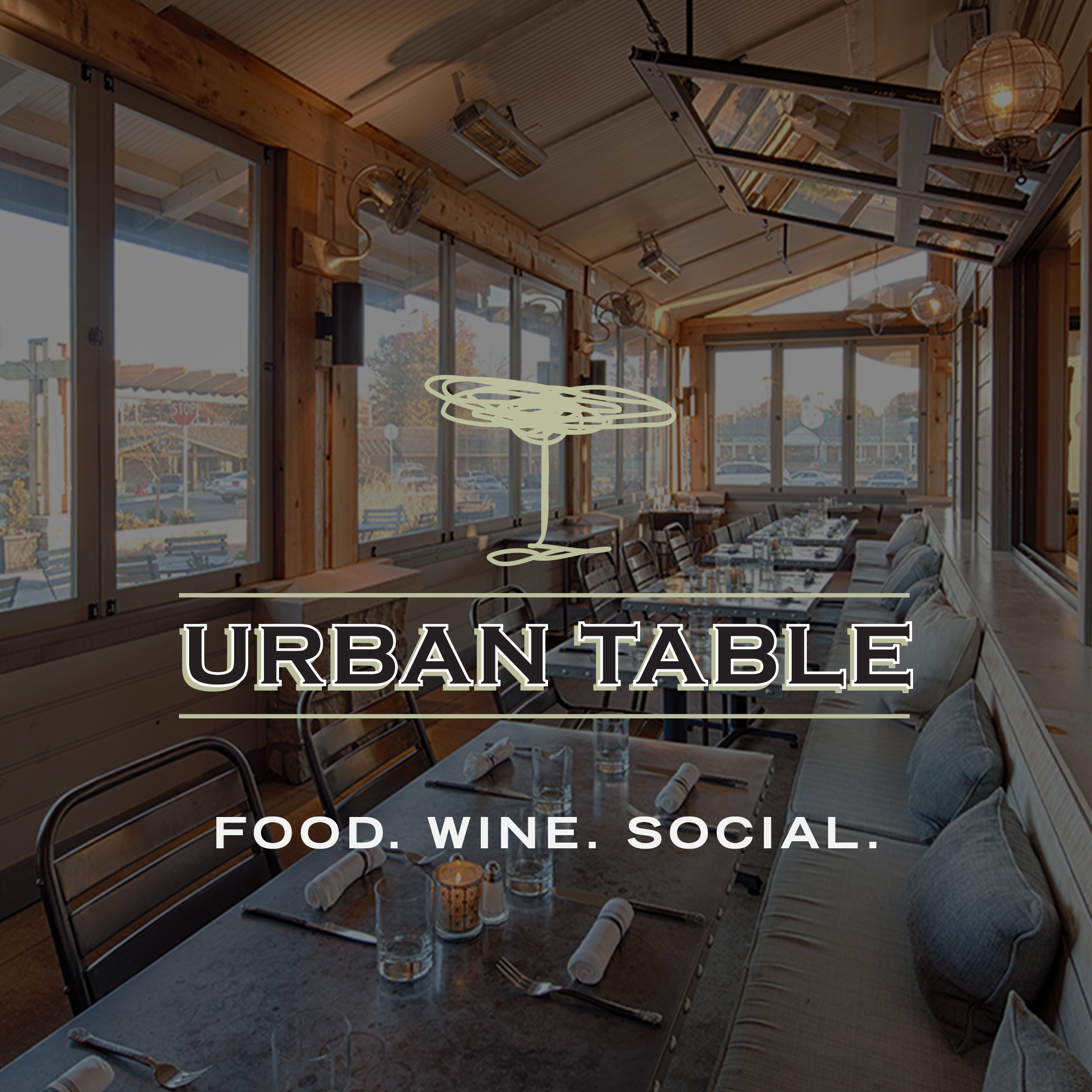 CLICK TO MAKE RESERVATIONS  AT URBAN TABLE