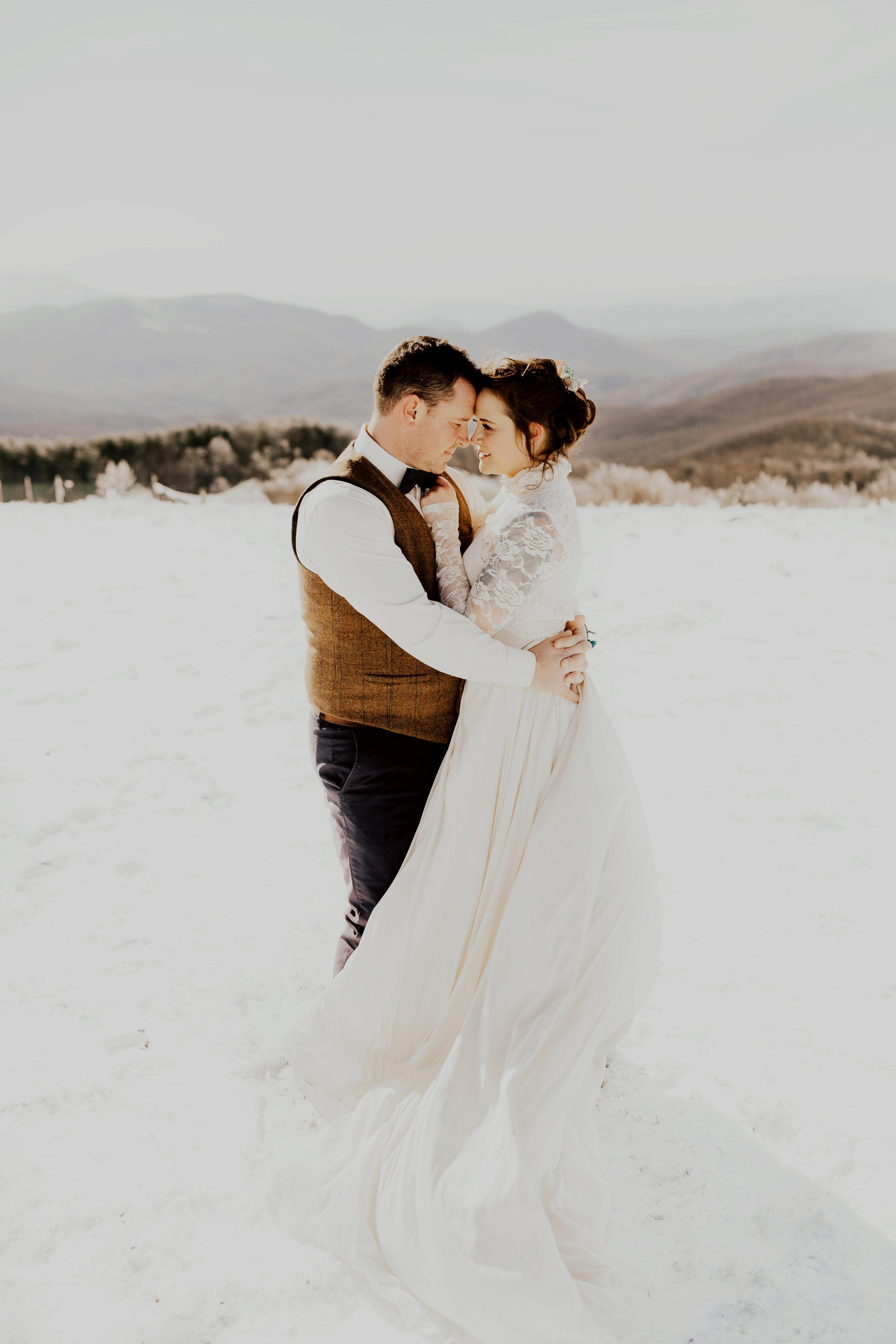 darren + nata | elopement -