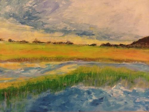 Kiawah Island Marshes