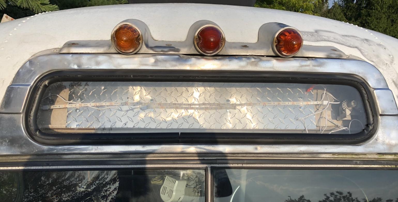 plexiglass, backlight, polished boarder