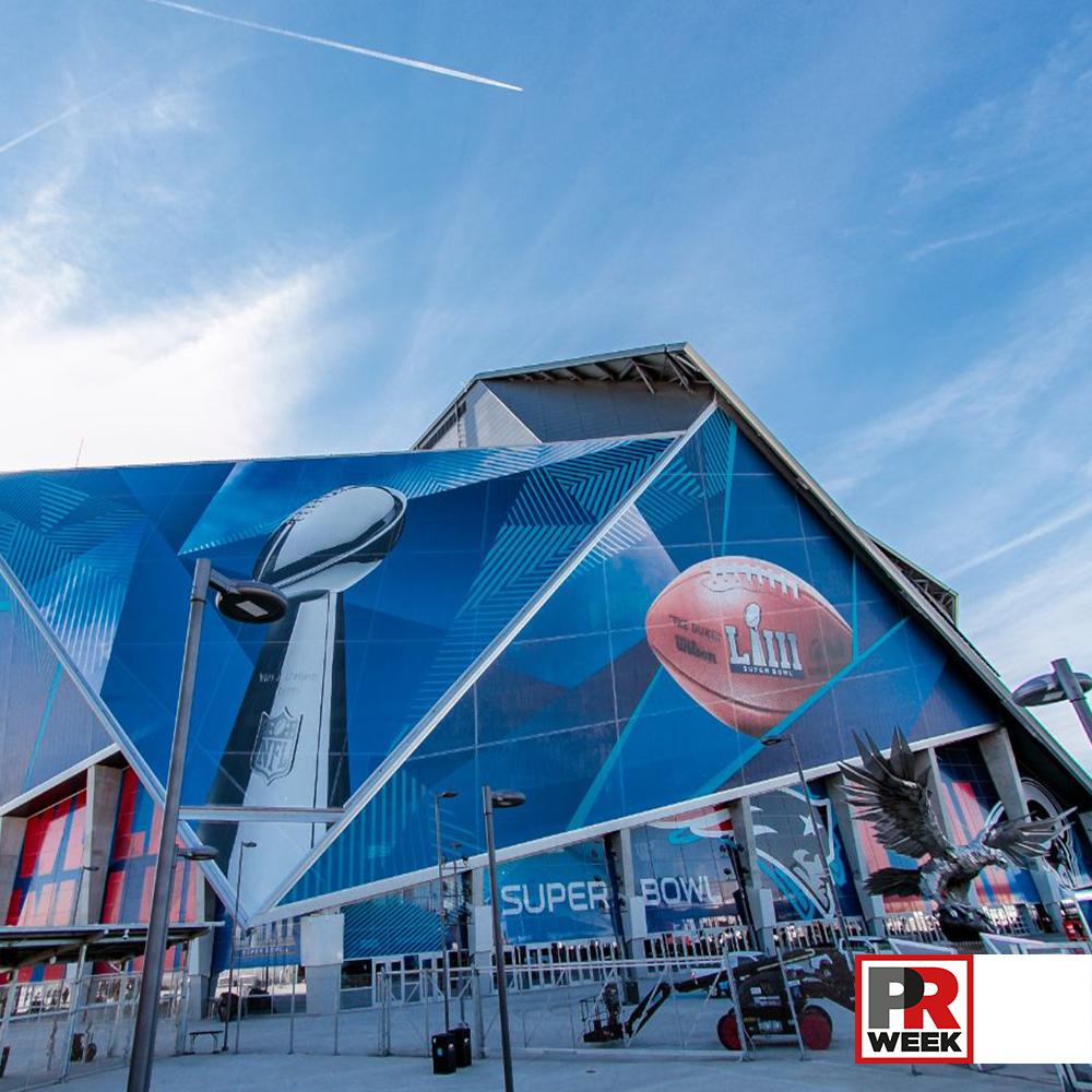 PR Week, Inside Super Bowl Social Media Command Center