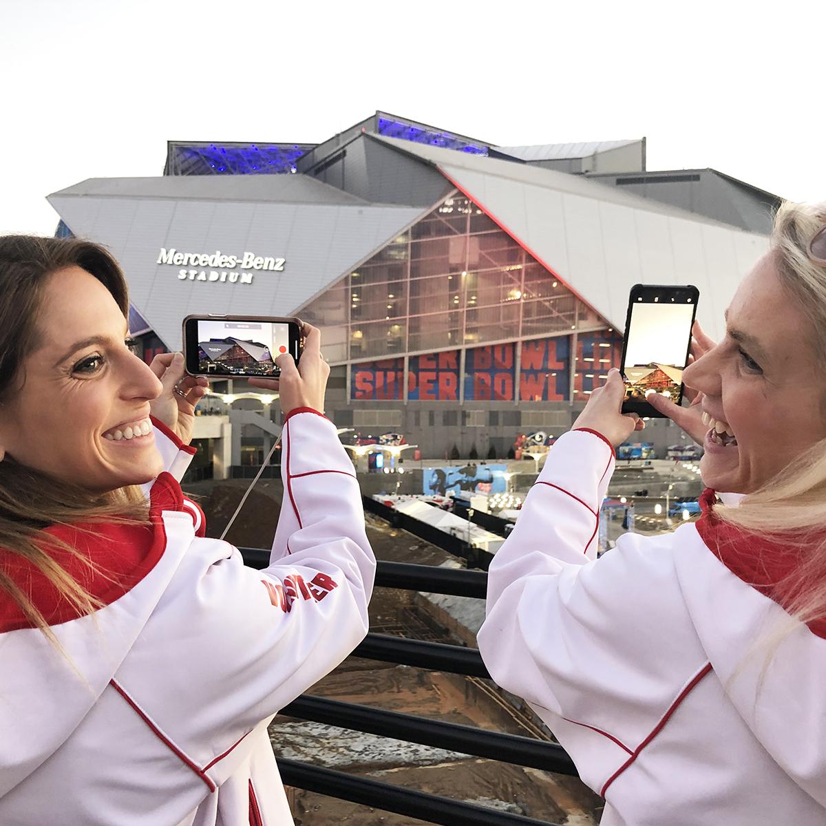 Sparkloft Media to Manage Super Bowl Social Media Command Center