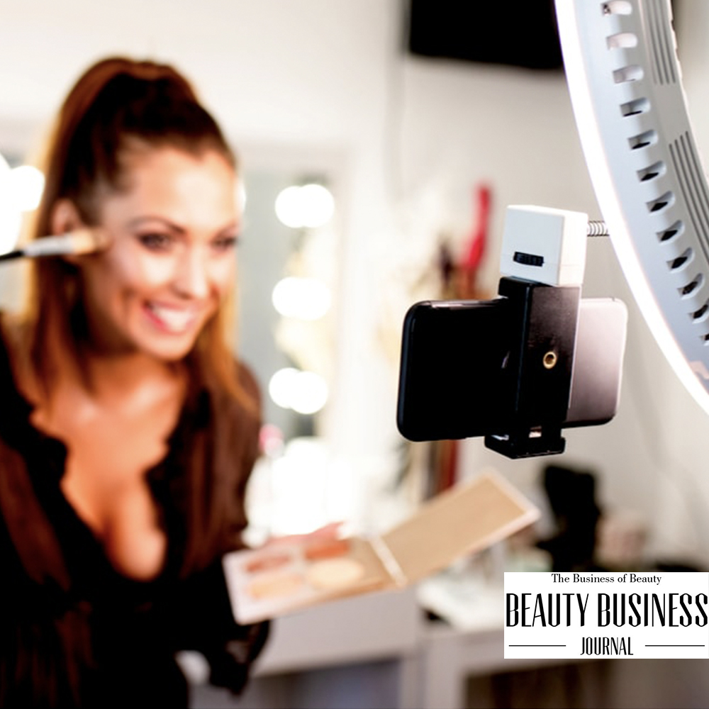 Beauty Business Journal, The Beauty Influencer World and Why It Matters by Martin Stoll