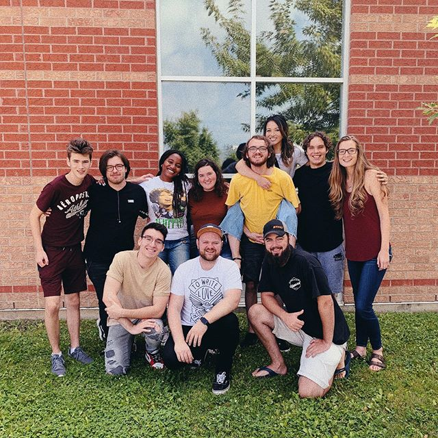 ⚡️WE LOVE OUR INTERNS⚡️  It's a bittersweet day around our offices as we come to the end of our summer internships.   We are all so incredibly thankful for the numerous ways each of these 11 amazing young leaders have served our church over the past couple months. They are marked by their humility, determination, selflessness and commitment to Jesus and His church.   Can't wait to see each of you grow in your upcoming endeavours. Thank you!  #bettertogether #weloveourinterns #exceptforthesillystring