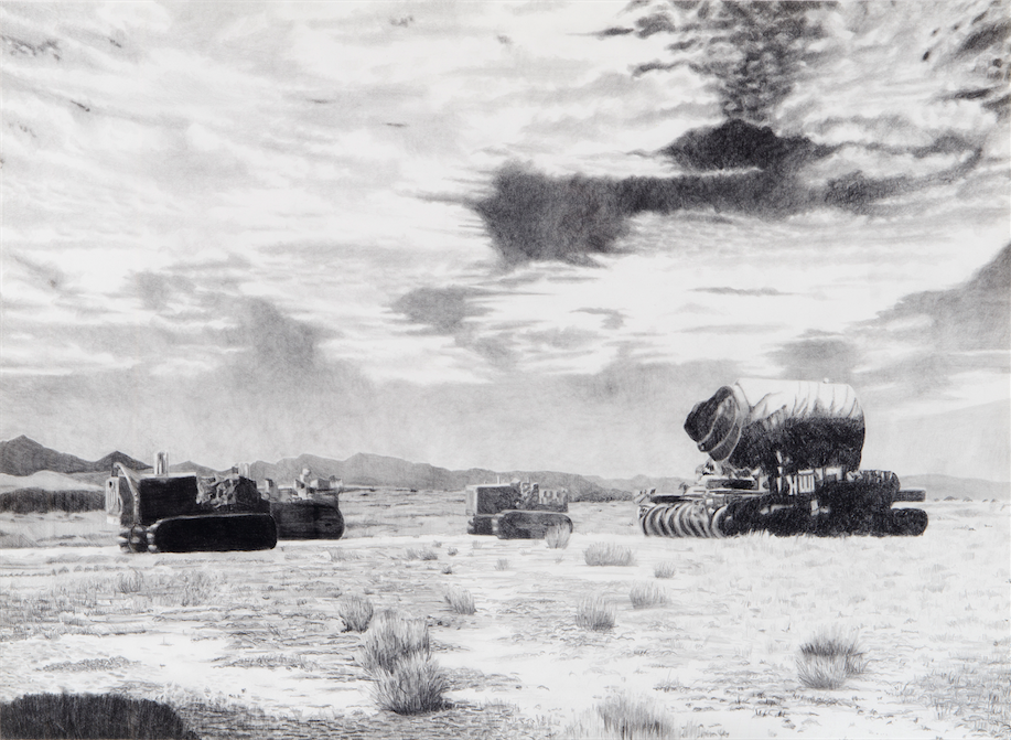 Jumbo (Trinity Test Site, April 7, 1945)