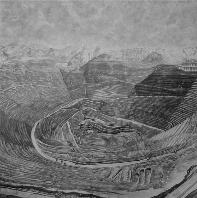 Kennecott Corporation: Bingham Canyon Mine