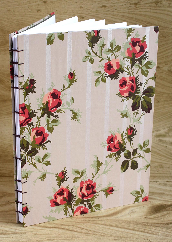 Custom Journal Notebook Sketchbook Album
