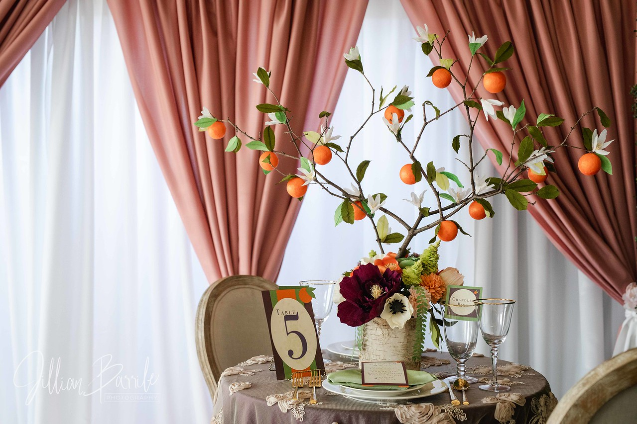 WEDDINGS - Our experienced team will work with you to personalize every aspect of your big day.