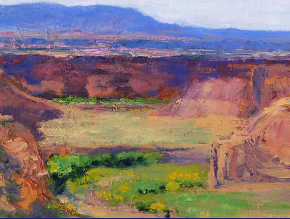 2-0-Spring at Canyon DeChelley 16x20.jpg