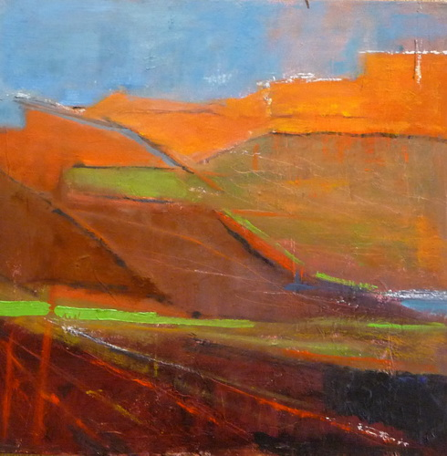 """Amber Field""  sold"