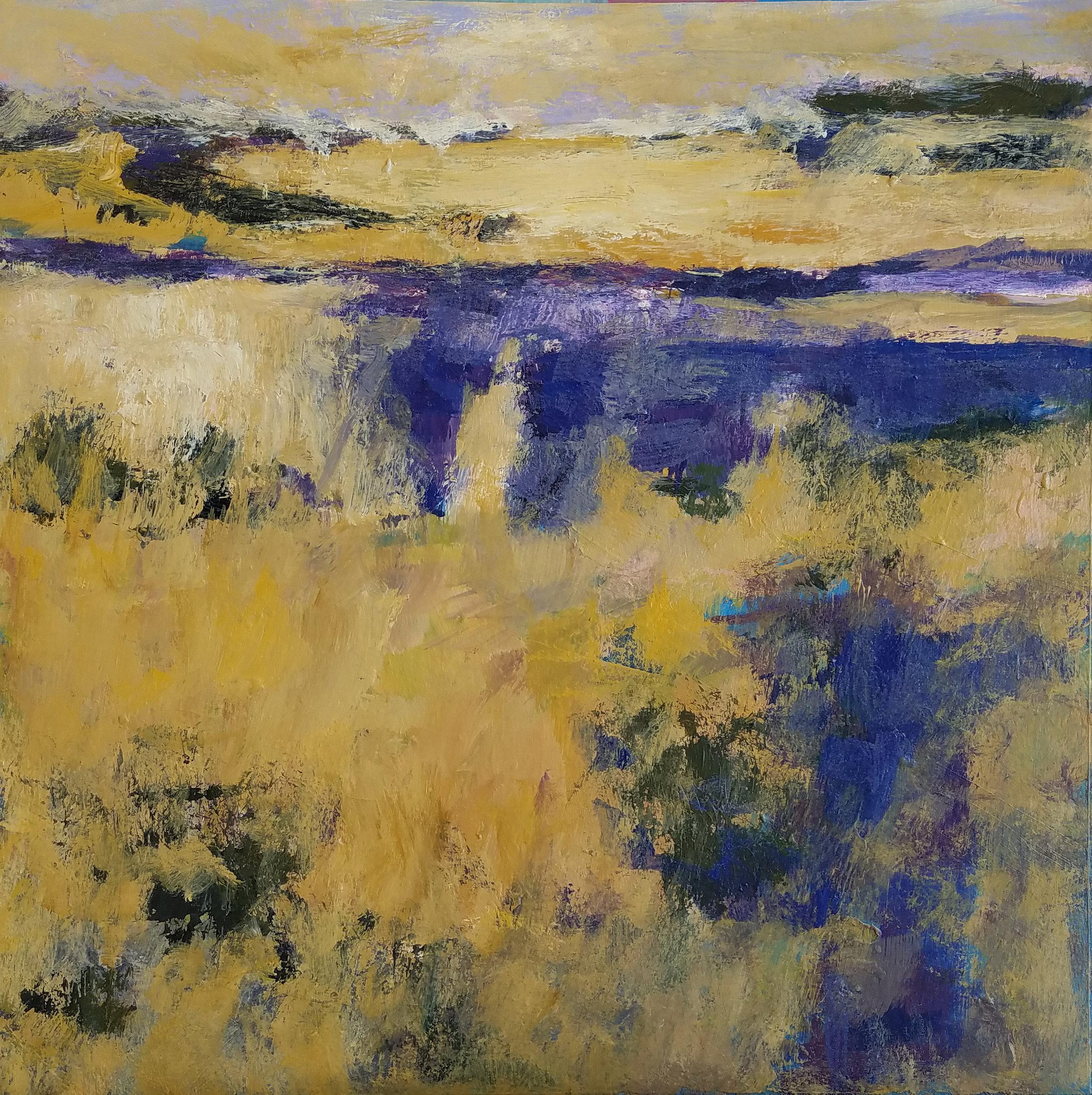 Hunting Lavender