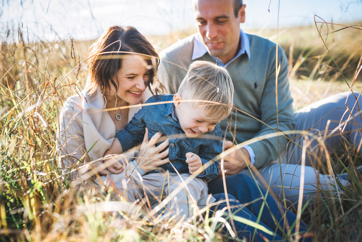 natural family photos in Sydney