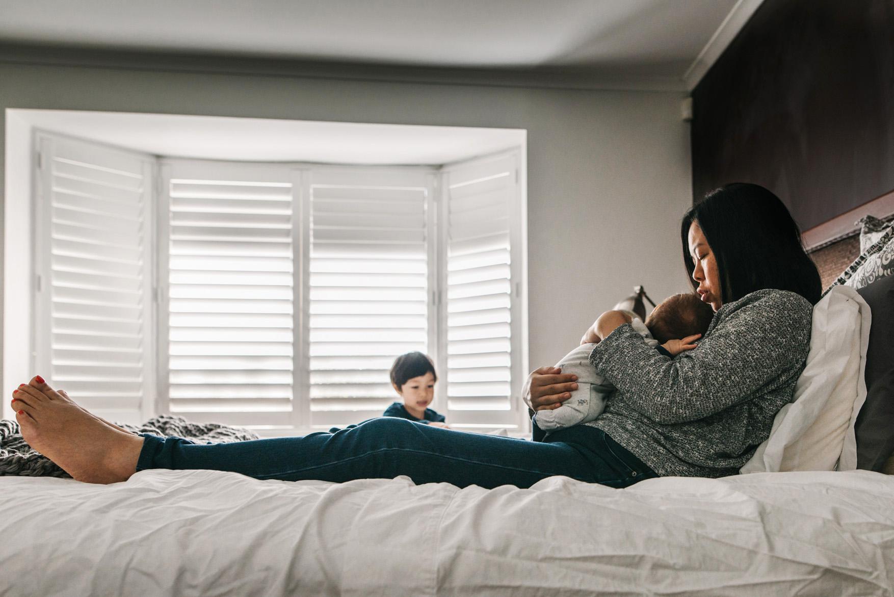 In home baby photos | Cindy Cavanagh