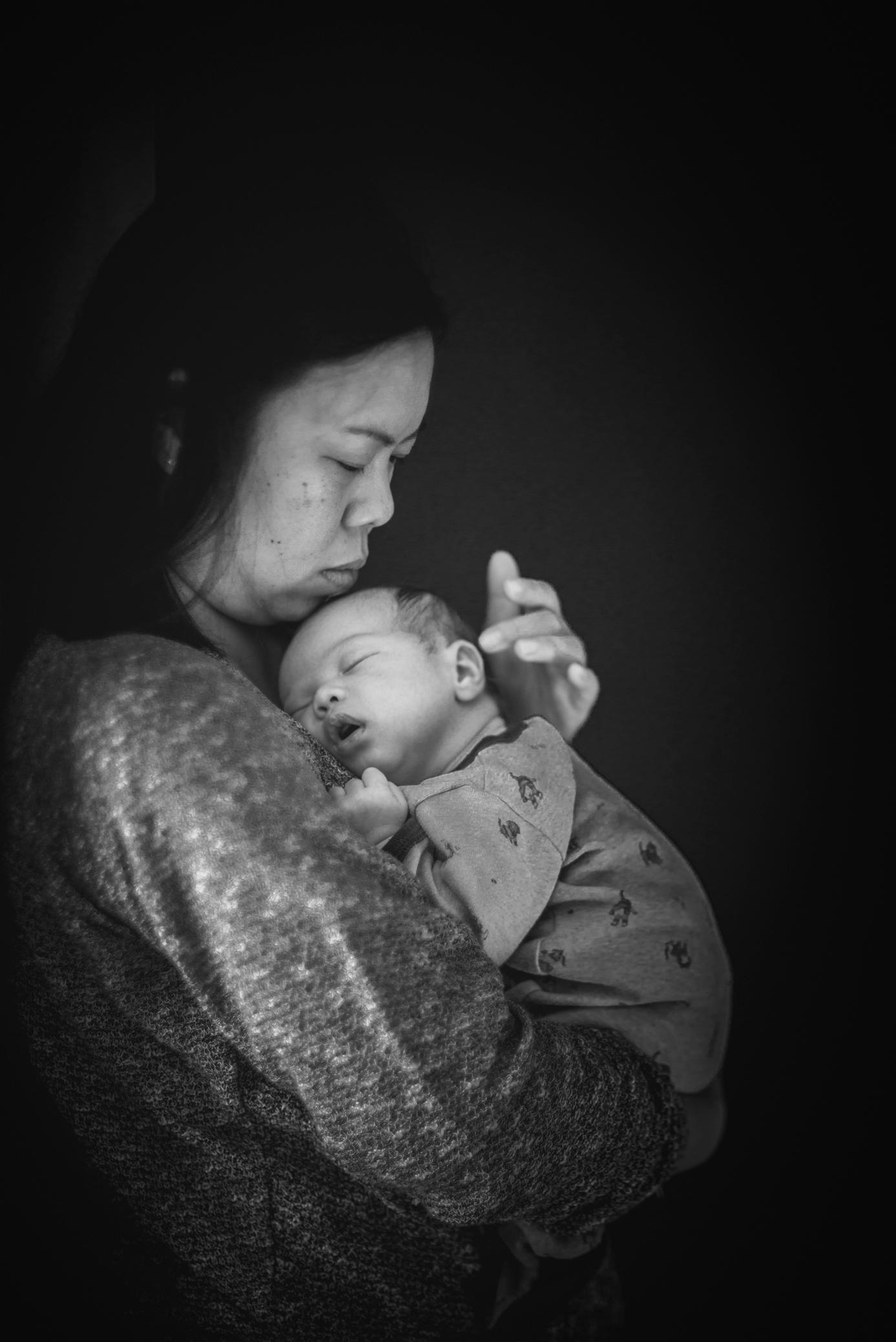 Newborn lifestyle photography | Cindy Cavanagh